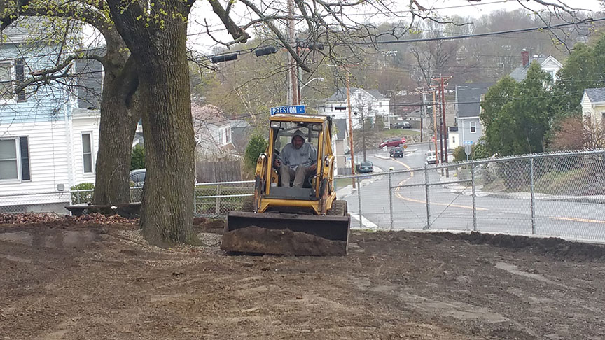 Marlborough Playground Construction for Boys & Girls Club