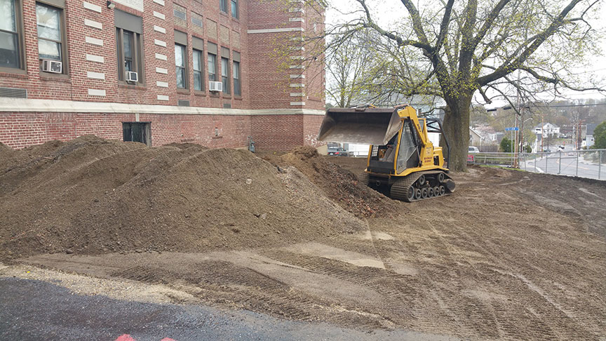 Marlborough Boys & Girls Club - Playground Construction