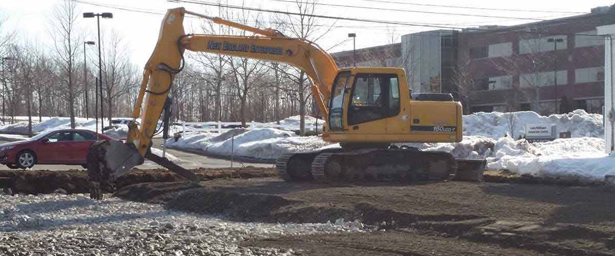 Commercial Excavation and Construction