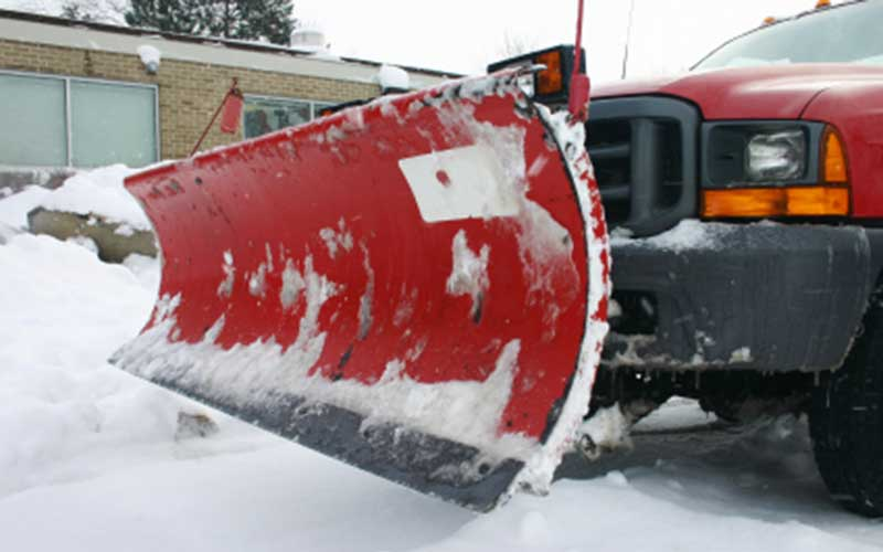 Snow Removal Company, New England Enterprises, Marlborough, MA