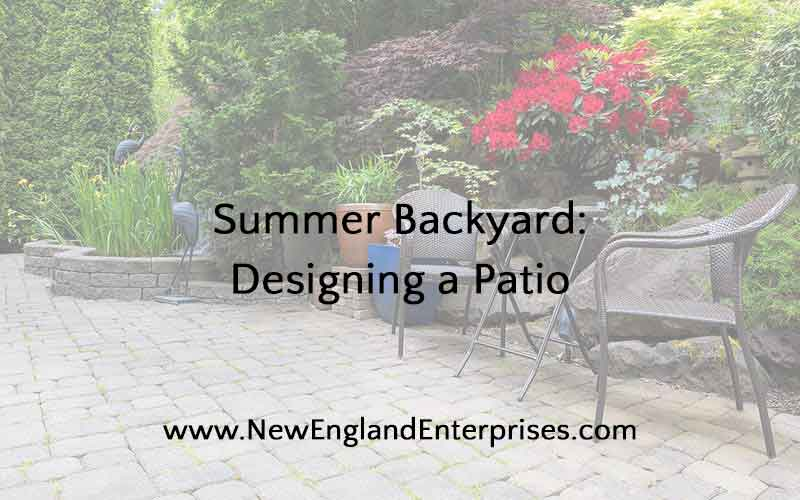 Designing a Patio with Pavers
