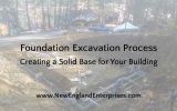Foundation Excavation Process – Creating a Solid Base for Your Building