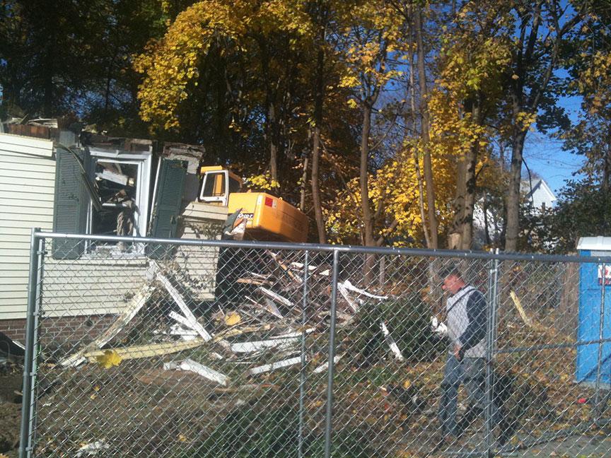 Demolition and Hazardous Materials