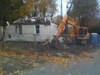 Building Ordinance Laws and Demolition, Demolition and Hazardous Materials