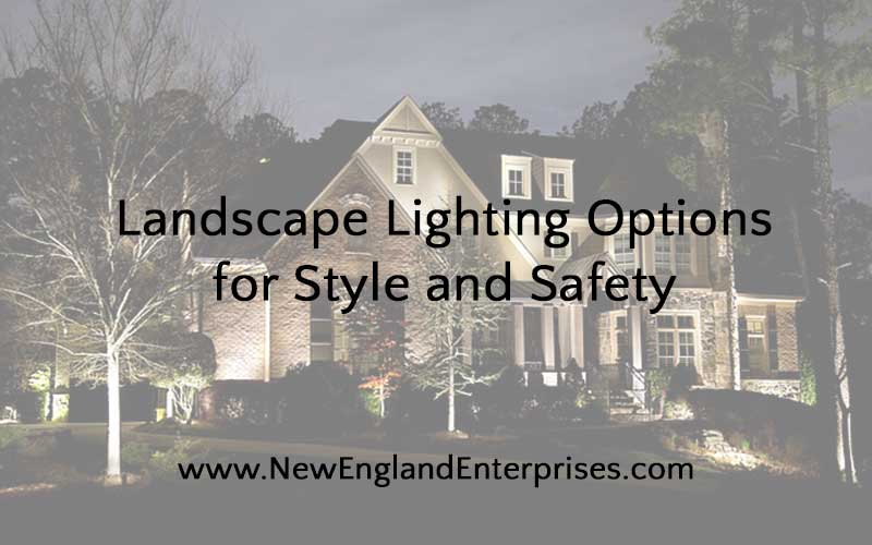 Landscape Lighting Options for Style and Safety