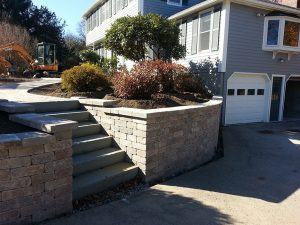 Retaining Wall Materials - New England Enterprises - Marlborough, MA