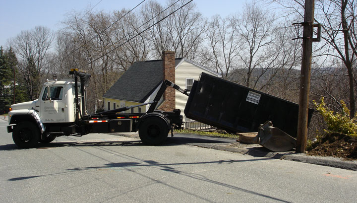 Trucking And Dumpster Rental In Ma New England Enterprises