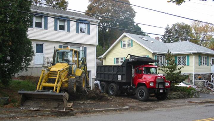 Landscape Transformation, New England Enterprises, Marlborough, MA